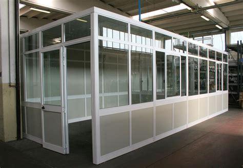 box per ufficio soppalchi tettoie e scale per l industria a bologna