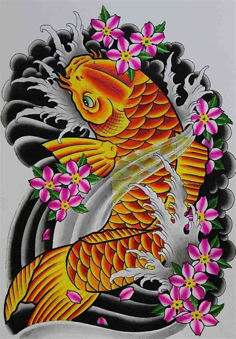 Koi Tattoo Logo | a few tattoos by pat koi fish tattoo fish tattoos and koi