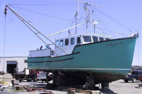 lobster boat conversion for sale nova trawler company limited l