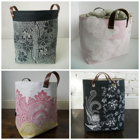 Etsy Handmade Bags - objects of design 321 five finds from etsy storage
