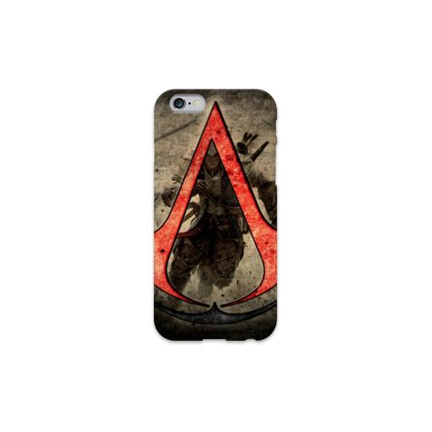 Assassin Creed 3 Iphone 4 4s 5 5s 6 6s 6 Plus 6s Plu cover assassin s creed per iphone 3g 3gs 4 4s 5 5s c 6 6s