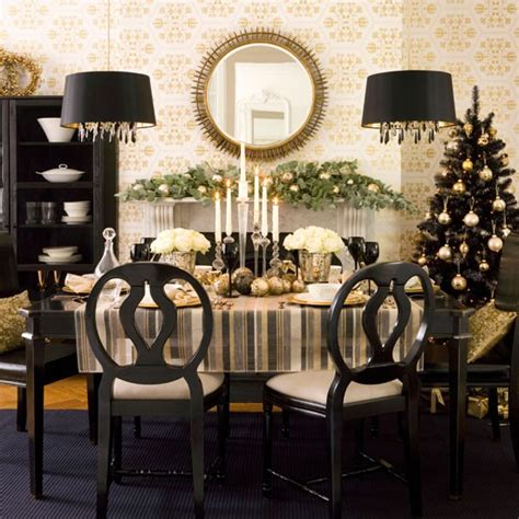 dining room table christmas decoration ideas traditional christmas christmas table decorating ideas
