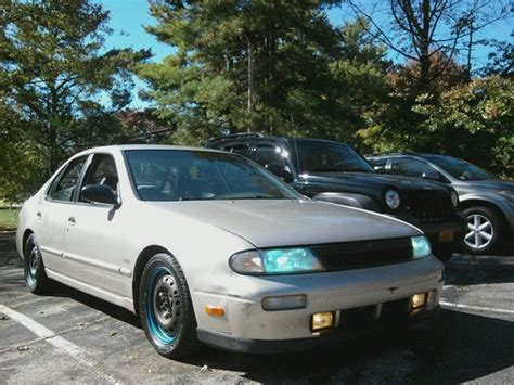 nissan altima jdm 1993 nissan altima blueblird u13 2 000 possible trade