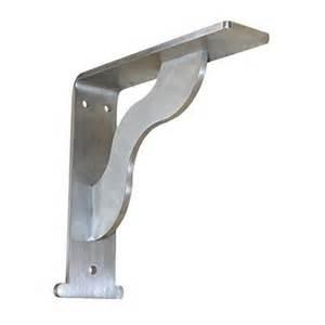 federal brace 308 oxford granite counter support bracket