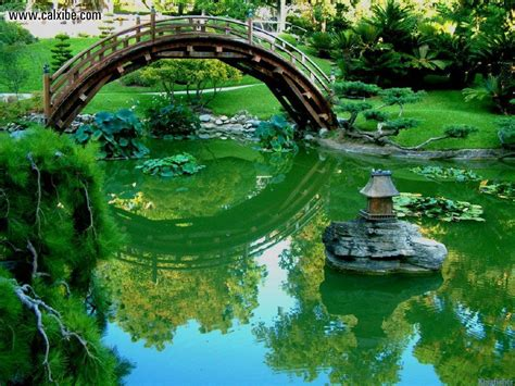japanese garden bridge lets run to japan may 2012
