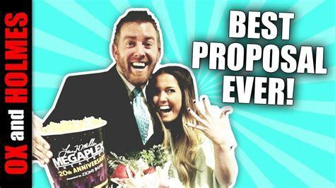 Best Wedding Proposal Ever   Wedding Proposal Movie