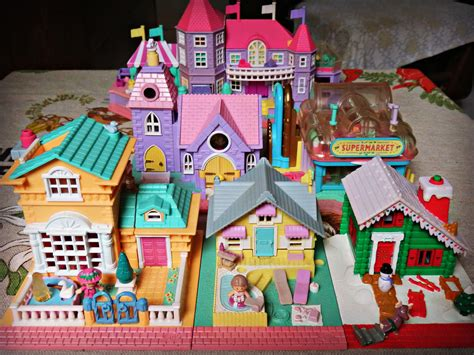 polly pocket houses i don t many of these house