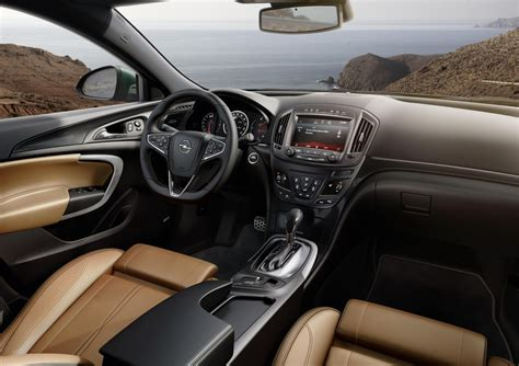 opel insignia 2014 interior 2014 opel insignia revealed revised interior and exterior
