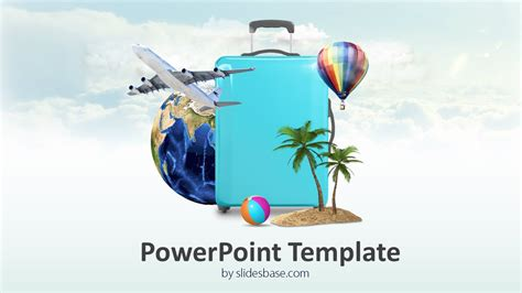 Travel Slidesbase Vacation Powerpoint Presentation Templates