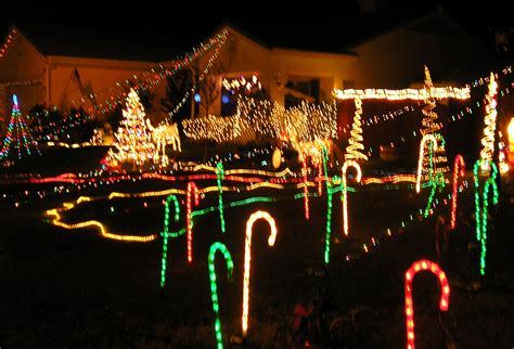 hanging outdoor christmas lights decorations nice christmas yard decor with incredible