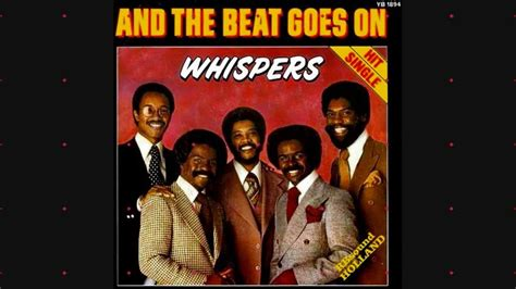 the best of the whispers the whispers and the beat goes on 12inch version