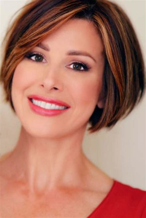 short hairstyles 2014 over 60 with high and low lights 44 stylish short hairstyles for women over 50 short