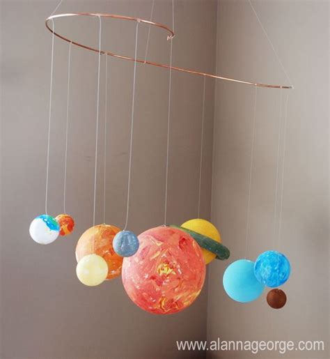 solar system project ideas for diy solar system