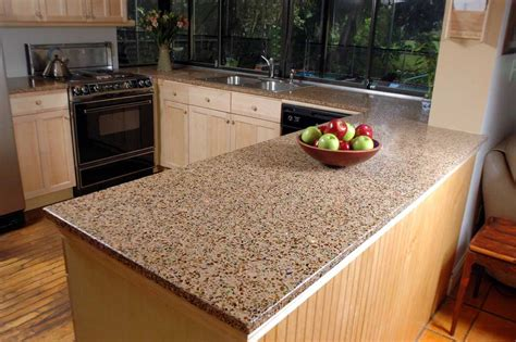 How To Install Kitchen Countertop Kitchen Countertops Materials Designwalls