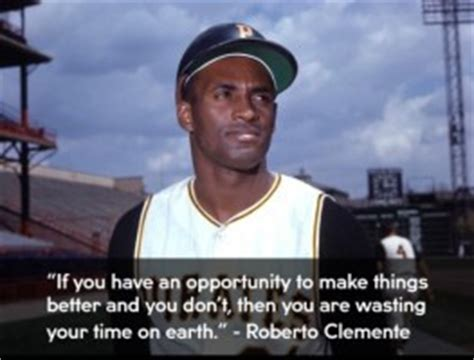 roberto clemente biography in spanish roberto clemente quotes quotesgram