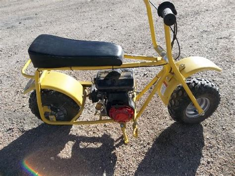 doodlebug mini bike racing baja minibike 97cc 2 5hp dirt bug doodlebug mini bike