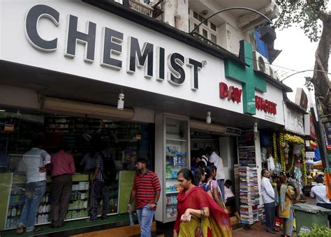 Indian Pharmacy by Indian Pharma Companies Improved Credibility In 2016 Nomura