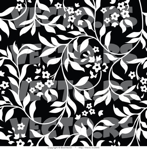 black and white vine pattern royalty free pattern stock designs