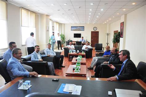 Office Meeting by New Regional Office Established In Turkey Planet