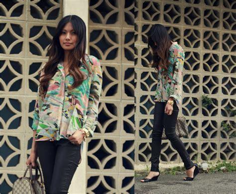 Rayban Wayfarer Abstrak Box Fashion de b zara coat new yorker faux leather trousers