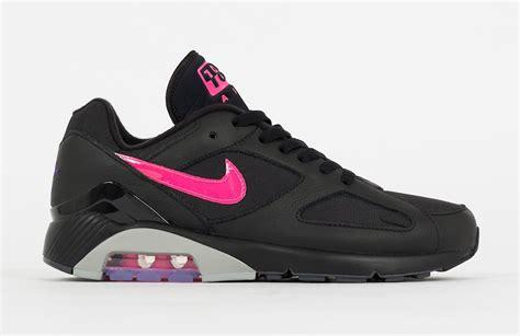 Nike Airmax One Pink Black nike air max 180 black pink blast aq9974 001 sneaker bar