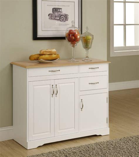 kitchen sideboard ideas 15 ideas of white kitchen sideboards