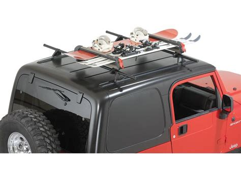 Ski Rack For Jeep Wrangler Yakima 8003082 Yakima Big Powderhound Ski Snowboard