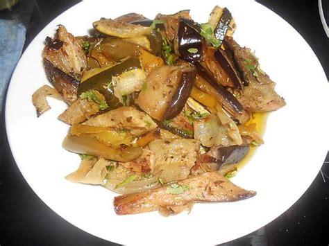 Legumes Grilles Au Four by Recette De Legumes Grilles Au Four
