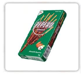 Lotte Pepero Korea No 1 Brand pepero almond products korea pepero almond supplier
