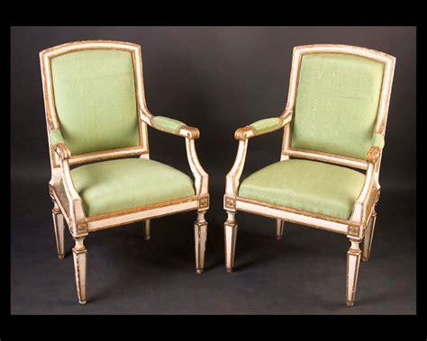 italian louis xvi dining chairs antique shop