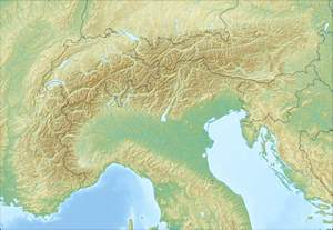 Alps World Map by Alps Countries On A Map Map Quiz