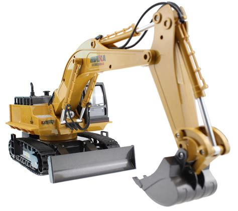 Special Edition Mainan Rc Truck Exavator Heavy Machine Xm 6811l rc excavator alloy 2 4g 11ch remote engineering