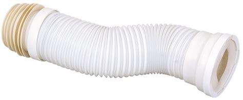 wc abfluss flexibler anschluss abflussrohr  mm
