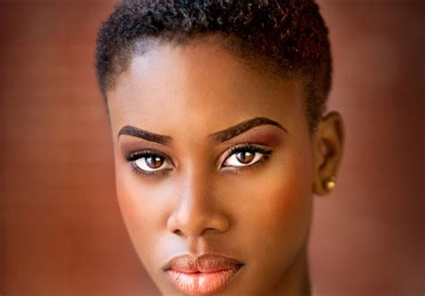 black hairstyles for full face women 30 amazing black women short hairstyles creativefan