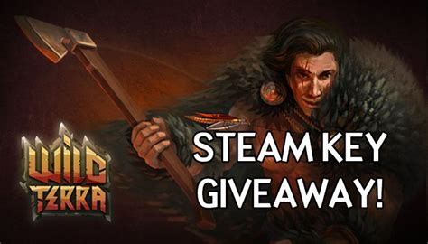 Steam Keys Giveaway - wild terra steam key giveaway wild terra mmorpg com