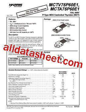 transistor gto transistor gto datasheet 28 images mgto1000 datasheet pdf motorola inc dynex dgt304 series