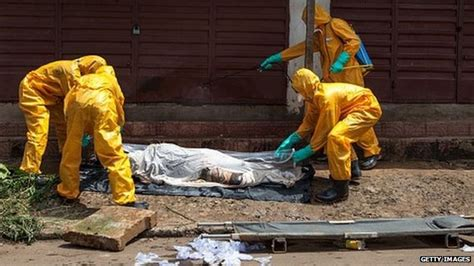 peaple dead ebola outbreak how many people have died bbc news
