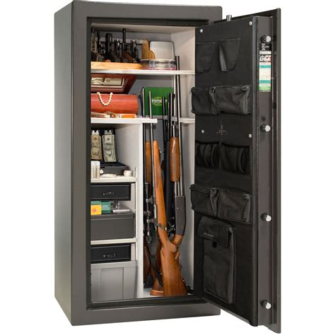 Closet Gun Safes by Liberty Gun Safe 20 075 09b Premium 20 Gun Closet Safe
