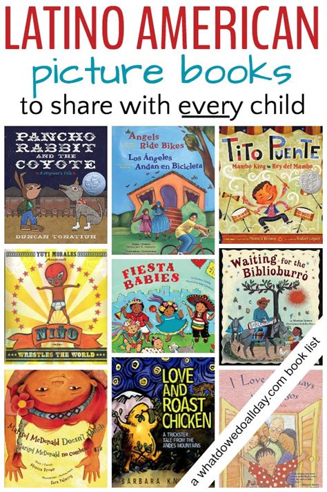 picture books about culture children s books for hispanic heritage month