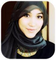 Jilbab Instan Yang Cocok Untuk Wajah Lonjong tips memakai jilbab sesuai bentuk wajah info femina