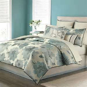 martha stewart collection garden retreat 9 pc comforter