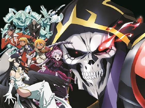 Film Anime Overload | overlord unique anime from the perspective of a villain