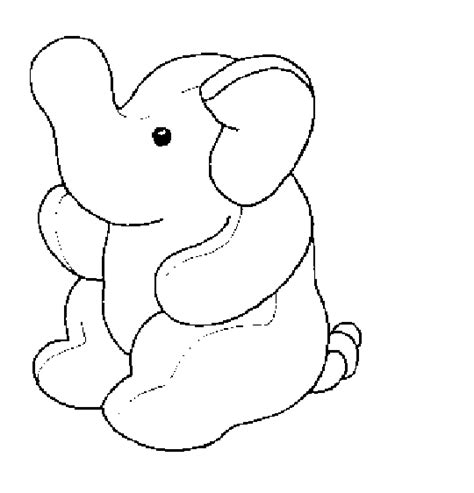 what color is an elephant free printable elephant coloring pages for