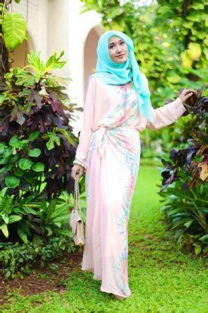 tutorial jilbab wardah hijab style by dian pelangi quot the peony quot kumpulan
