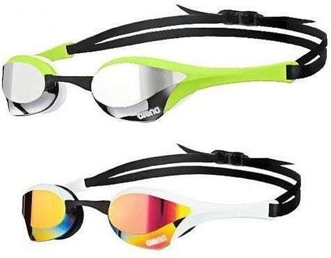 cobra mirrored swim goggle by arena | buy in canada