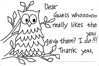 coloring thank you cards coloring pages