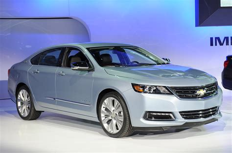 2014 chevrolet impala new york 2012 photo gallery autoblog