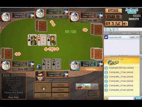 pogo games texas holdem poker retired youtube