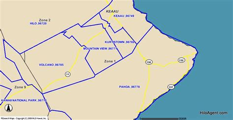 california tax map key big island hawaii puna real estate maps information