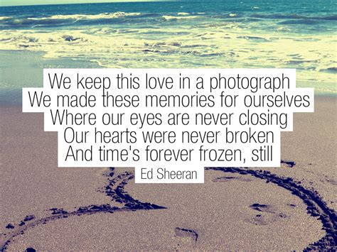 ed sheeran photograph ed sheeran photograph lyric random words pinterest